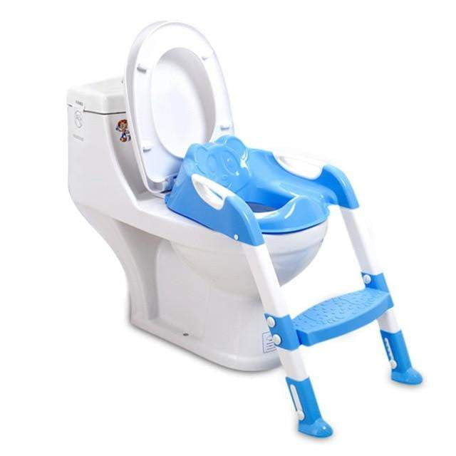 Best Potty Chair  - Baby Potty Training Chair with Adjustable Ladder - Tab Trends