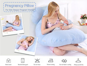 Sleeping Pillow For Pregnant Women Body - Tab Trends