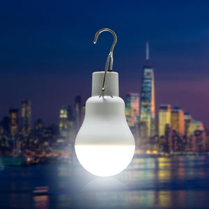 Solar Light Bulb For Outside
