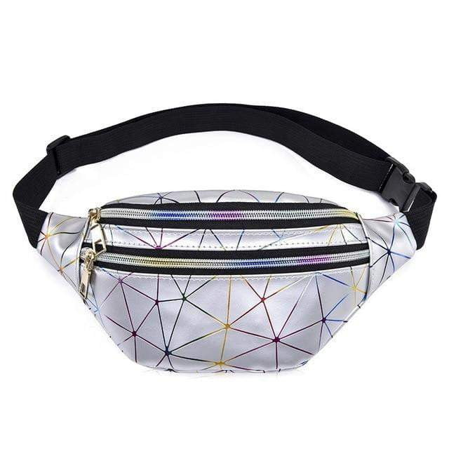 Holographic Fanny Pack - Tab Trends
