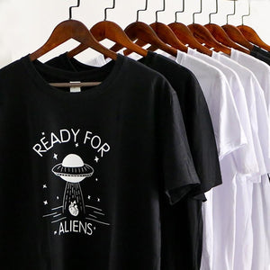 Ready For Aliens Premium T-Shirt
