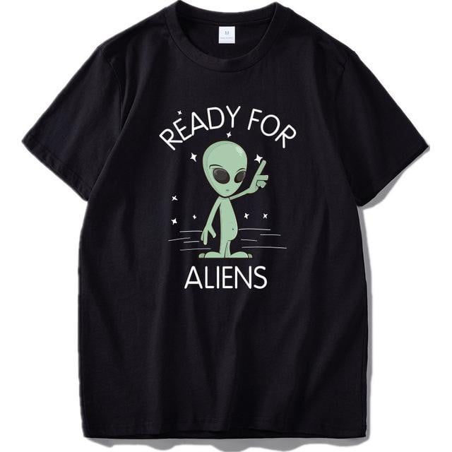 Ready For Aliens Premium T-Shirt - Storm Area51 - tab4trends