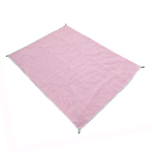 Magic Beach Mat Outdoor Travel Magic Sand Free Mat Beach Picnic Camping Waterproof Mattress Blanket Fordable Sandless Beach Mat- Tab4Trends