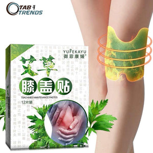 Miracle Pain Relieving Knee Patch (12 Pcs/Set)