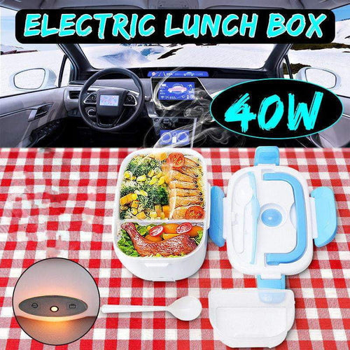 Electric Heating Lunch Box - Food Warmer Lunch Box