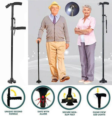 Telescopic Folding Cane
