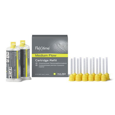 Flexitime Medium Flow 2x50ml.