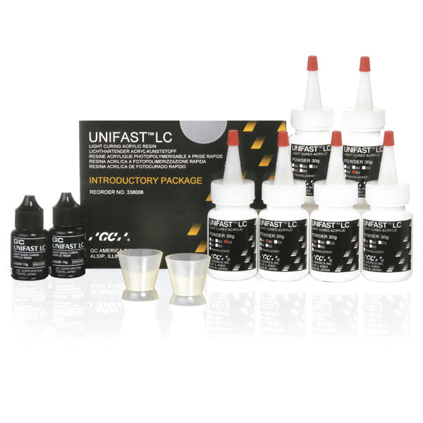 Unifast Lc Kit Intro 6x30gr.+2x15ml.