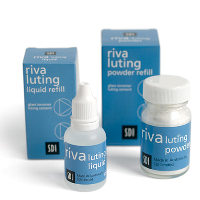 Riva Luting Ly Pwd Refill 35gr.