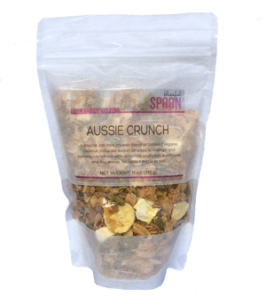 Aussie Crunch - 11oz (310g) bag