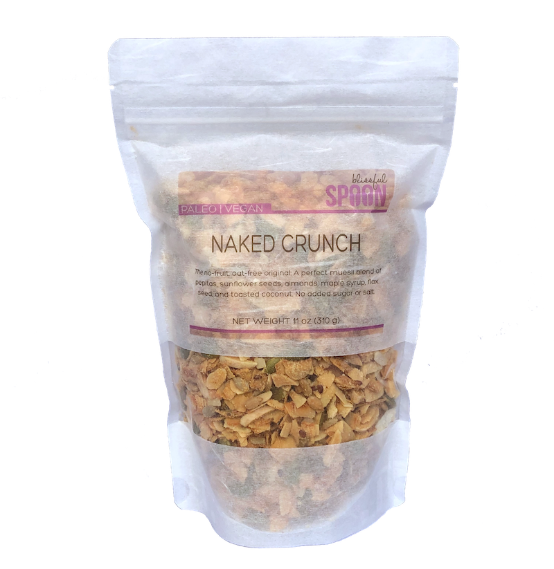 Naked Crunch - 11 oz (310g) bag