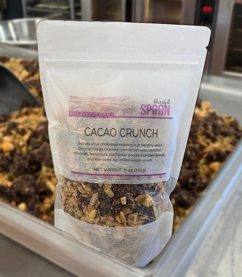 Cacao Crunch - 11oz (310g) bag