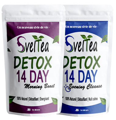 Cure DUO 14 DAY Détox  | 14 DAY DUO Challenge