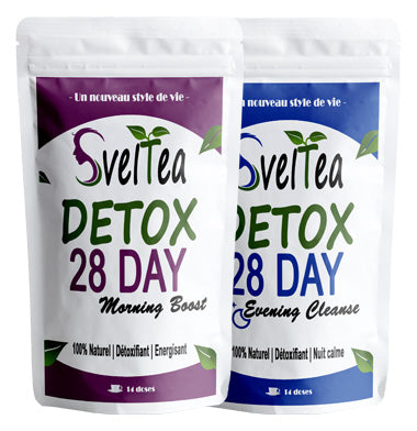 Cure DUO 28 DAY Détox | 28 DAY DUO Challenge