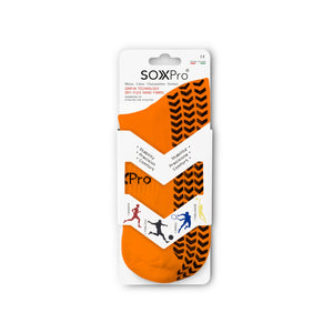 Sox Pro Anti-Slip Orange