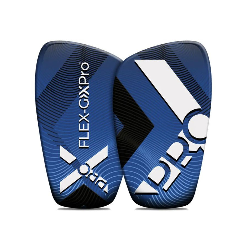 FLEX-GXPRO Shin Guards-Pads Blue