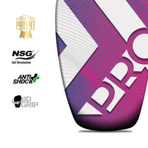 FLEX-GXPRO Shin Guards-Pads Fucsia