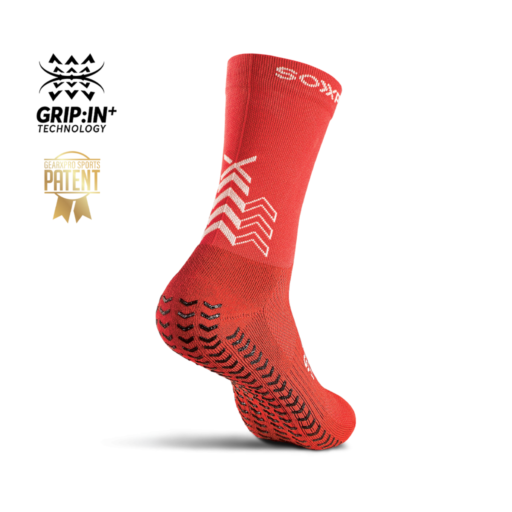 SoxPro Ultra Light - Red