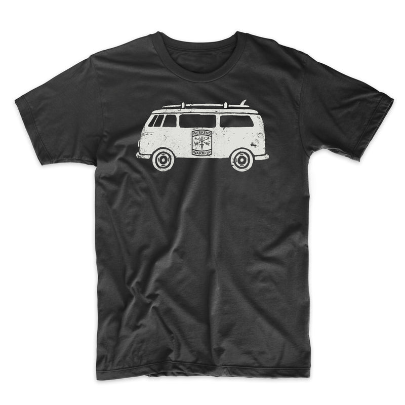 Surf Van - Distressed Print