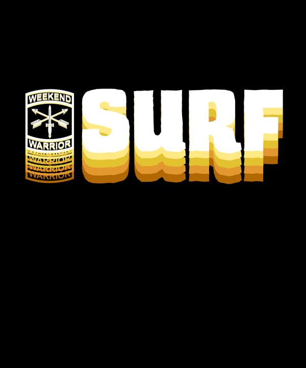 Surf - Solid Print