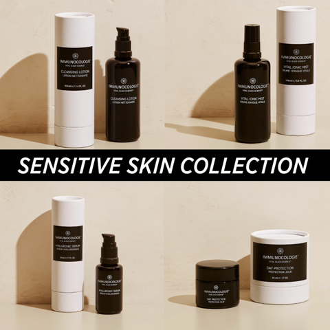 Immunocologie's Sensitive Skin Collection