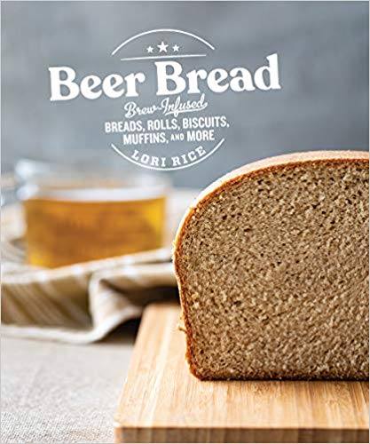 FREE AUTHOR EVENT! Sat. Feb. 8 • Lori Rice • Beer Bread: Brew-Infused Breads, Rolls, Biscuits, Muffins, and More • 3:00 P.M.