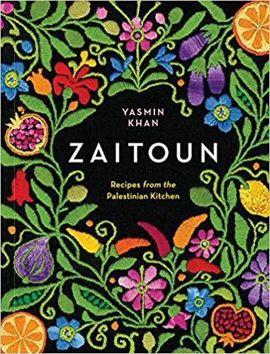 (Palestinian) Yasmin Khan. Zaitoun: Recipes from the Palestinian Kitchen