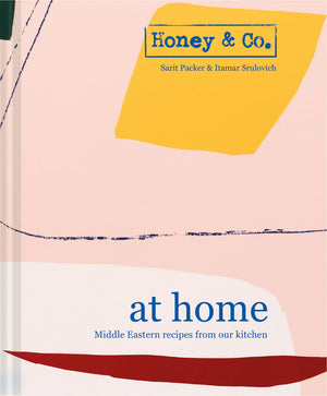 SIGNED! Itamar Srulovich and Sarit Packer. Honey & Co. At Home.