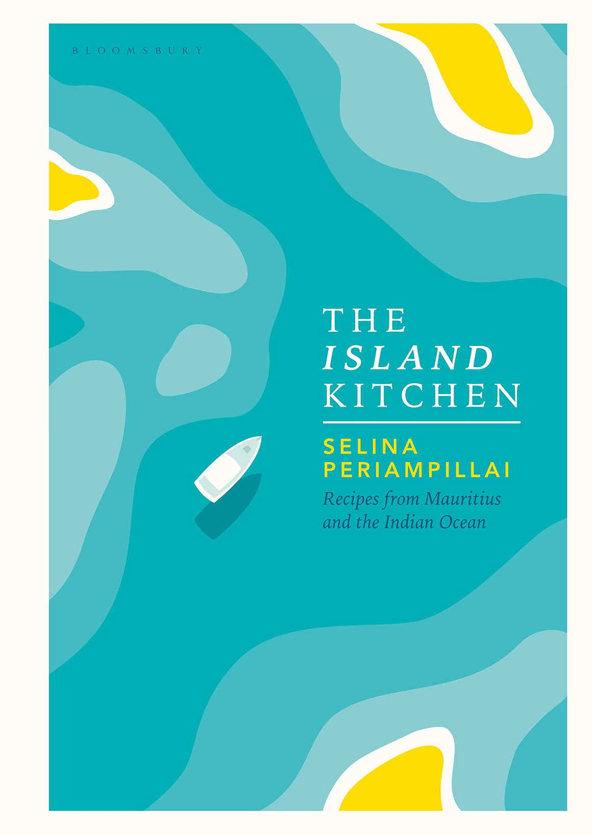 Selina Periampillai. The Island Kitchen: Recipes from Mauritius and the Indian Ocean