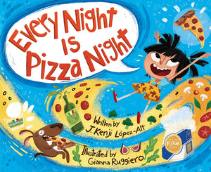 Pre-order! Kenji López-Alt & Gianna Ruggiero. Every Night Is Pizza Night. Expected: September 2020