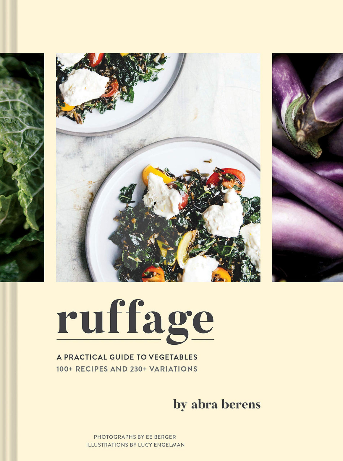 SIGNED! Abra Berens • Ruffage: A Practical Guide to Vegetables