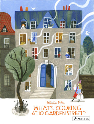 Felicita Sala. What's Cooking at 10 Garden Street?: Recipes for Kids From Around the World.