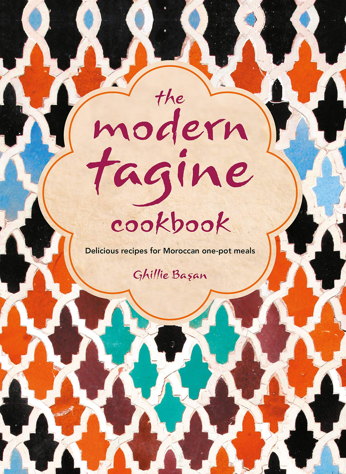 (Moroccan) Ghillie Basan. The Modern Tagine Cookbook.