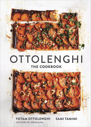 Yotam Ottolenghi & Sami Tamimi. Ottolenghi: The Cookbook.