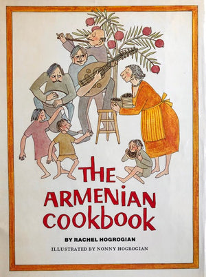 (Armenian) Detroit Women's Chapter of the Armenian General Benevolent Union.  Treasured Armenian Recipes.