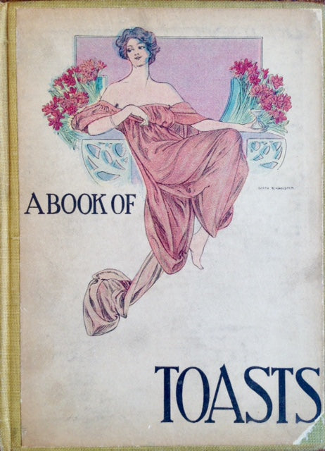 (Toasts) Ramsay, William. A Book of Toasts.