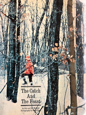 (**New Arrival) (Outdoors) Joie and Bill McGrail. The Catch and the Feast.