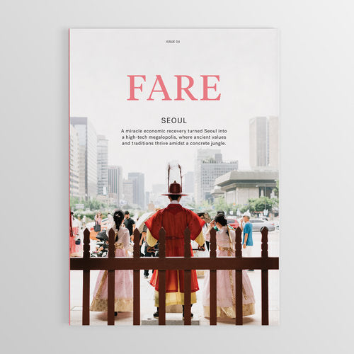 FARE Issue 4: Seoul