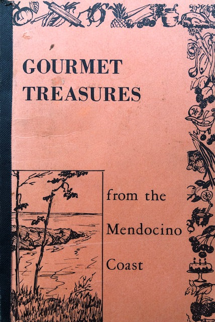(California - Mendocino)  Gourmet Treasures from the Mendocino Coast.