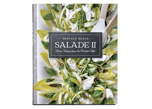 (Salad) Pascale Beale. SALADE II: MORE RECIPES FROM THE MARKET TABLE.