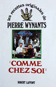 "(Robert Laffont) Wynants, Pierre (with Leon Leonard). ""Comme Chez Moi."""