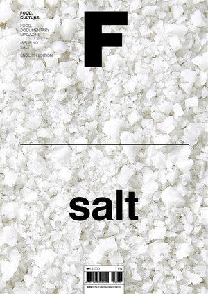 Magazine F. Issue 1: Salt.