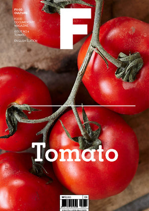 Magazine F. Issue 4: Tomato