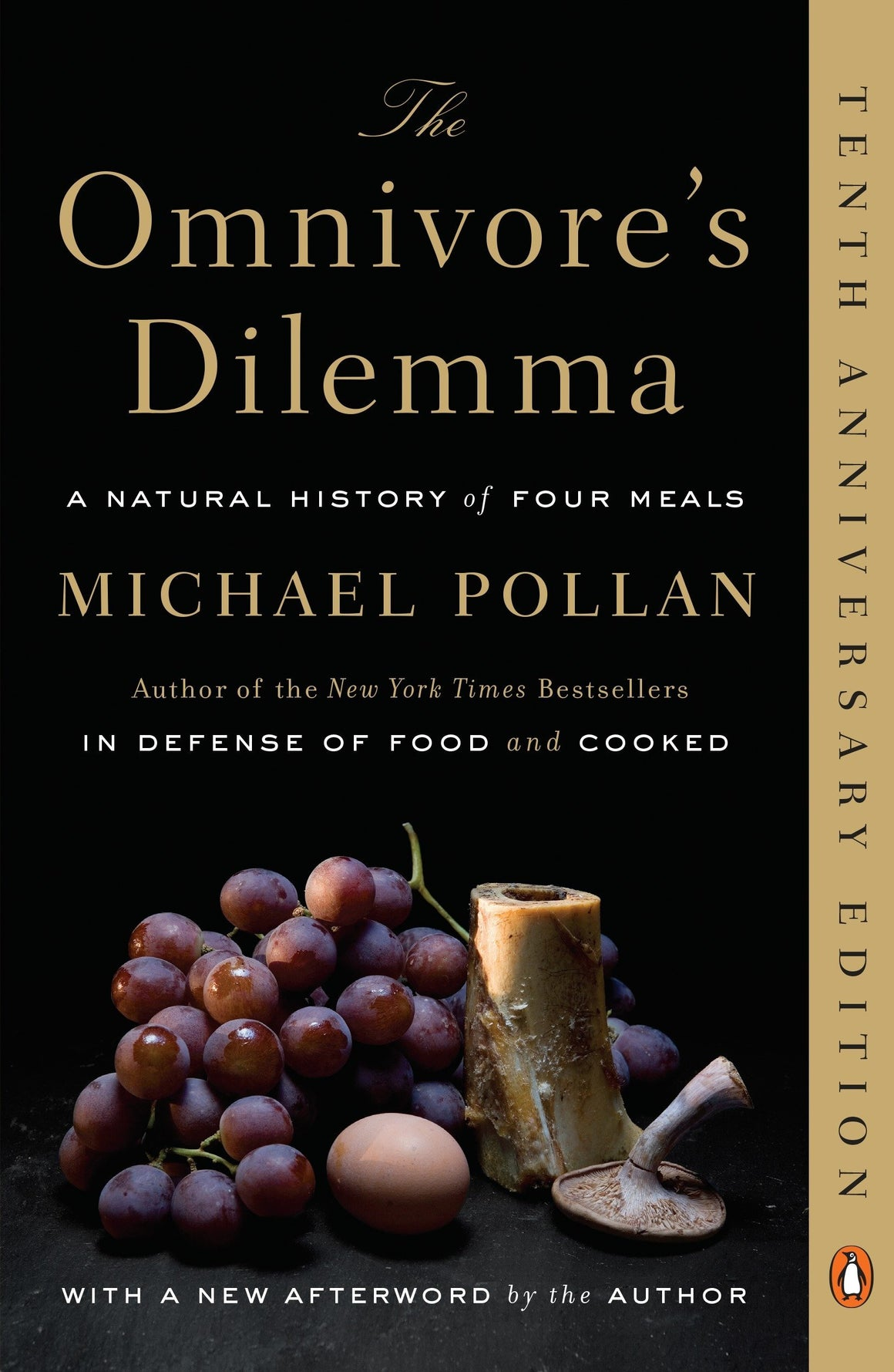 Pollan, Michael. The Omnivore's Dilemma.