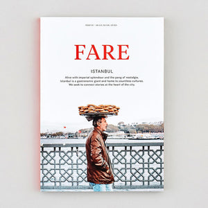 FARE Issue 1: Istanbul