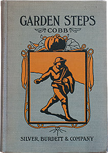 (WWI) Cobb, Ernest. Garden Steps: A Manual for the Amateur in Vegetable Gardening.