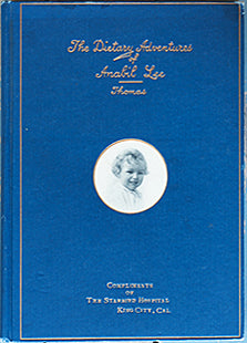 Thomas, Gertrude I. The Dietary Adventures of Anabil Lee.