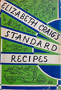 Craig, Elizabeth. Standard Recipes.