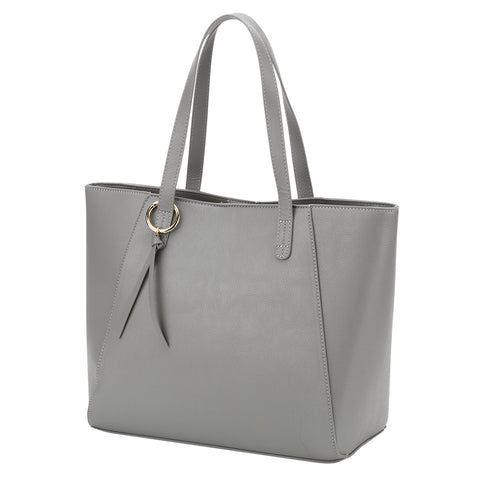 Grey Camilla Purse