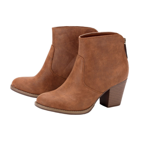 Brown Ashlyn Boots